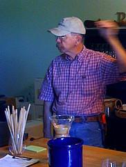 Jim Rickards of JRickards Winery